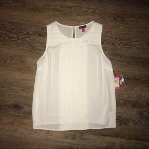 Vince Camuto | NWT White Blouse